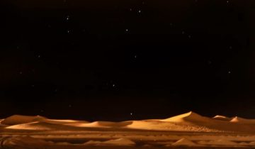 モロッコ新婚旅行 体験談 no.1|サハラ砂漠の風の画像