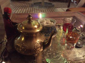 モロッコ体験談 春4月no.2|サハラ砂漠の風の画像