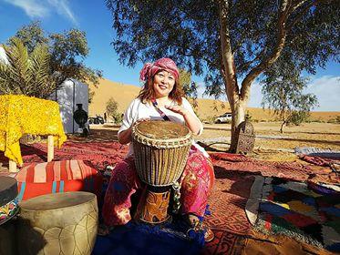 モロッコ砂漠ツアー