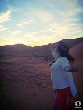 モロッコ体験談 冬2月no.4の画像