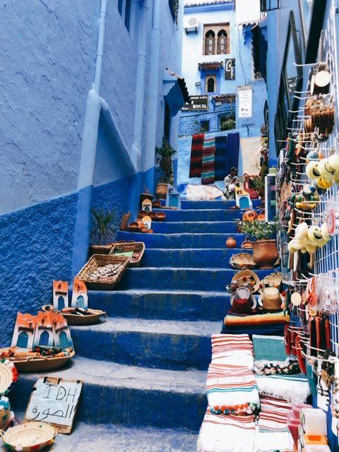 モロッコ 新婚旅行