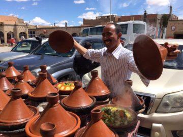モロッコ料理の画像