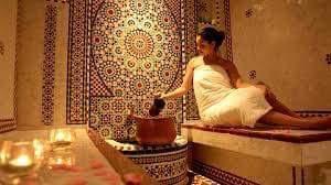 モロッコハマムの画像