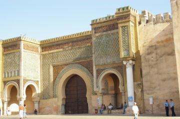 モロッコの世界遺産メクネスのみどころの画像