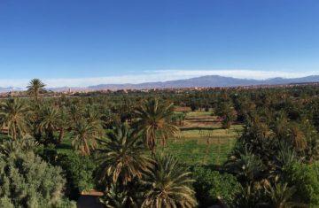 ワルザザートのみどころ | サハラ砂漠の風の画像