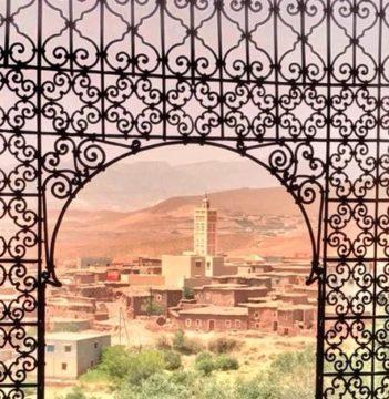 テェルウェット カスバ | サハラ砂漠の風の画像