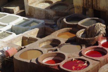 モロッコ・フェズの旧市街のみどころ紹介の画像