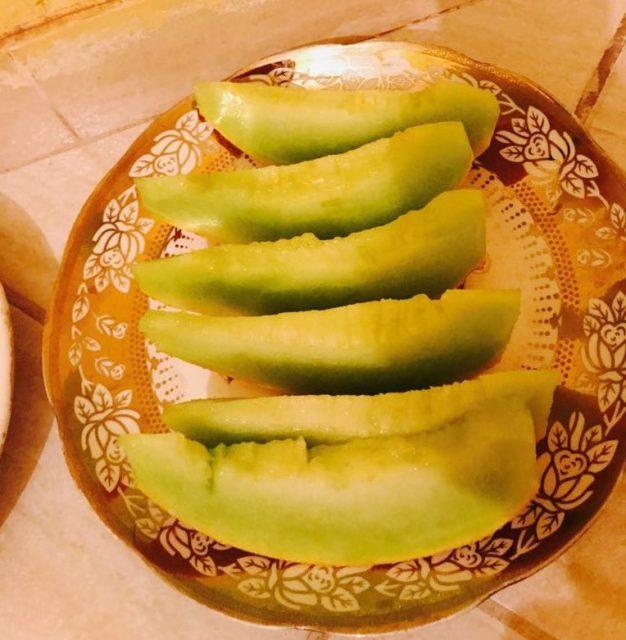 モロッコのメロン