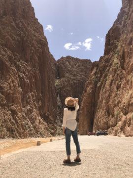 モロッコの砂漠や南部の素晴らしさをサハラ砂漠の風のツアーで体験の画像