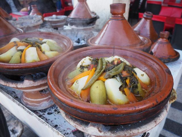 モロッコ, タジン鍋