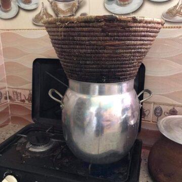 モロッコのクスクスの作り方