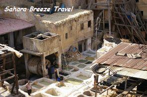 モロッコモデルプラン 個人旅行 フェズ