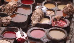 モロッコ 個人旅行 フェズ