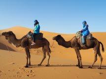 体験談 砂漠