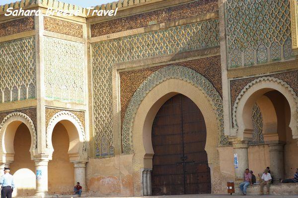 モロッコ 個人旅行 メクネス