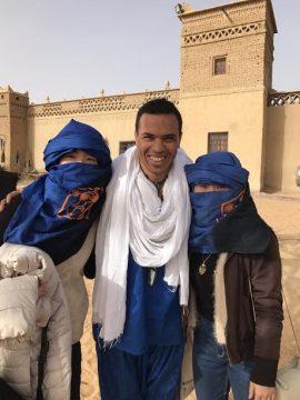 モロッコ卒業旅行体験談 冬2月の画像