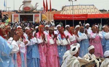 モロッコ フェスティバル・祭りの画像