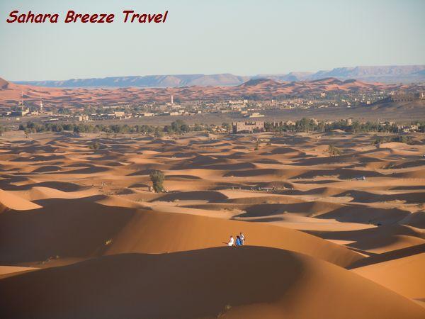 モロッコ 砂漠ツアー