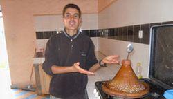 モロッコ料理 タジンレシピの画像
