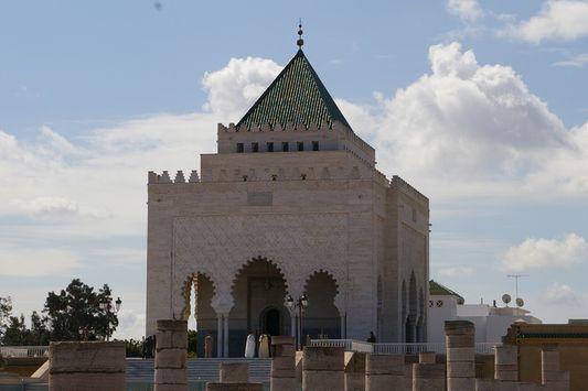 ムハンマド5世の霊廟 ラバト
